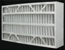 Pre-Assembled Aprilaire 2400 type 401 filter<br> 2400Qi