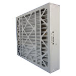 Lennox Direct Replacement Media<br>Replacement Media Filter for Model<br>BMAC-20C (X0586) X6673<br>Size 20x25x5 (20x24 5/8x4 1/4) MERV 11<br>(5-2025-PR11) X0586F