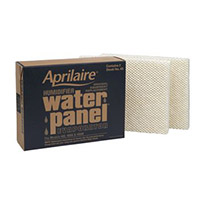 Genuine Aprilaire humidifier water panel evaporator #45 2 Pack<br> HUAA45A