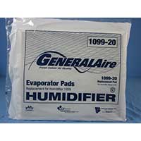 General Aire Genuine OEM  Humidifier Pad No.1099-20(109920) HUGEN1099