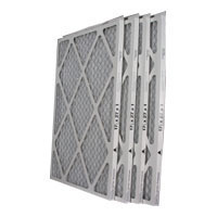 21x23.5x1 Magnet Pleated Pre-Filter Compatible with Trane BAYFTAH23P4 (4-Pack)