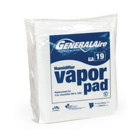 General Aire Genuine OEM Replacement Humidifier Vapor Pad GA-19