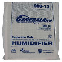 Genuine General Air Humidifier Pad No. 990-13(99013)<br> HUGEN990