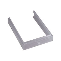 Aprilaire U Frame Only<br>Part number 4217<br> PCK550D